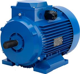Электродвигатель 5,5 кВт 3000 об АИР100L2У2 IM1081