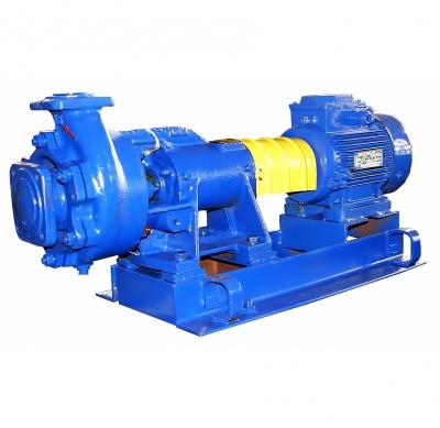 Насос консольный горизонтальный К 65-50-160 с эл. дв. 5,5 кВт/3000