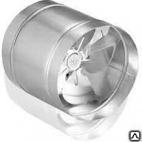 Вентилятор проходной канальный с удлиненным корпусом Dospel WB 200 металл