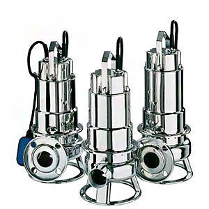 Насос 65WQ25-31-5,5ACW(I), 5,5 кВт, 3х380В, (в комплекте с авт. трубной муфтой и режущим механизмом)